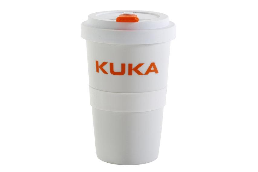 Coffee2Go Becher von KUKA