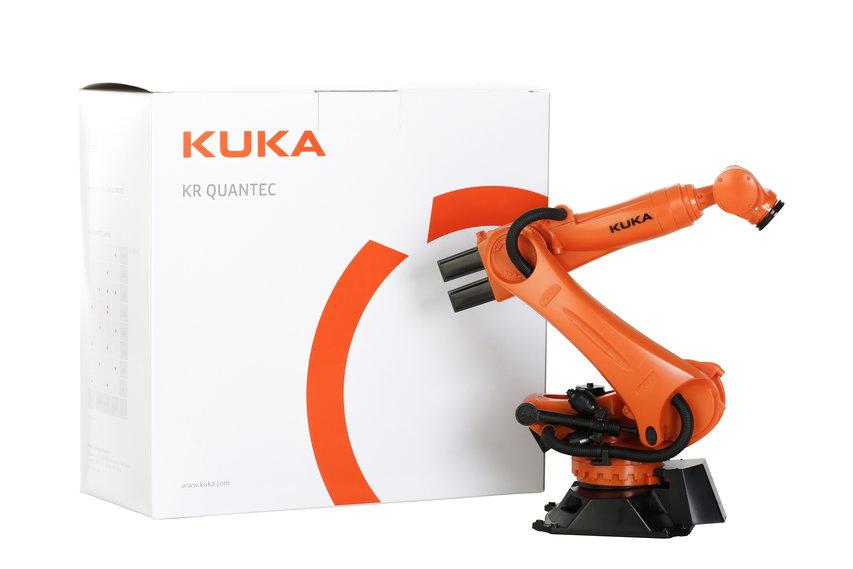 Robot Model KR QUANTEC