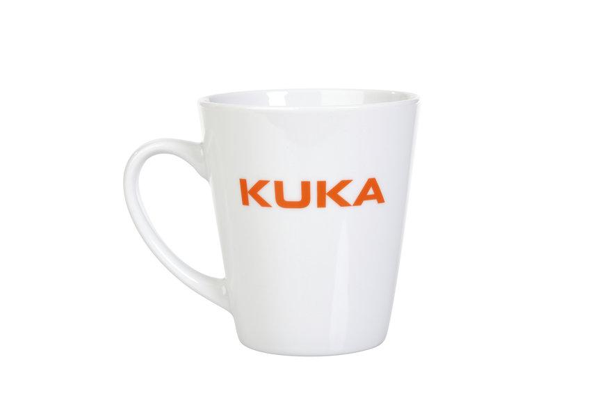Klassischer Kaffeebecher von KUKA