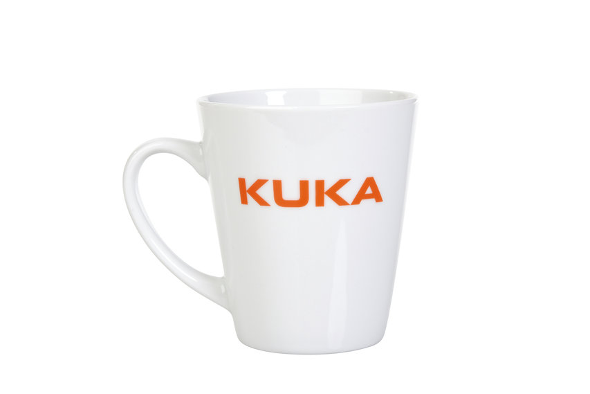 Classic coffee mug from KUKA
